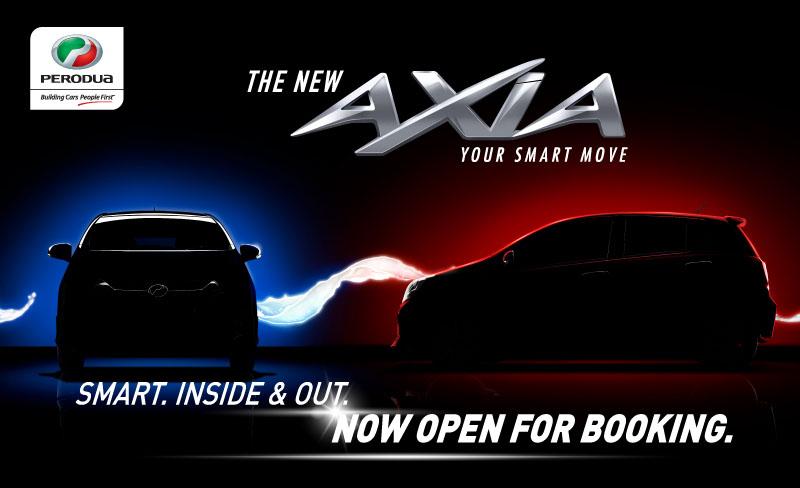 axia baru