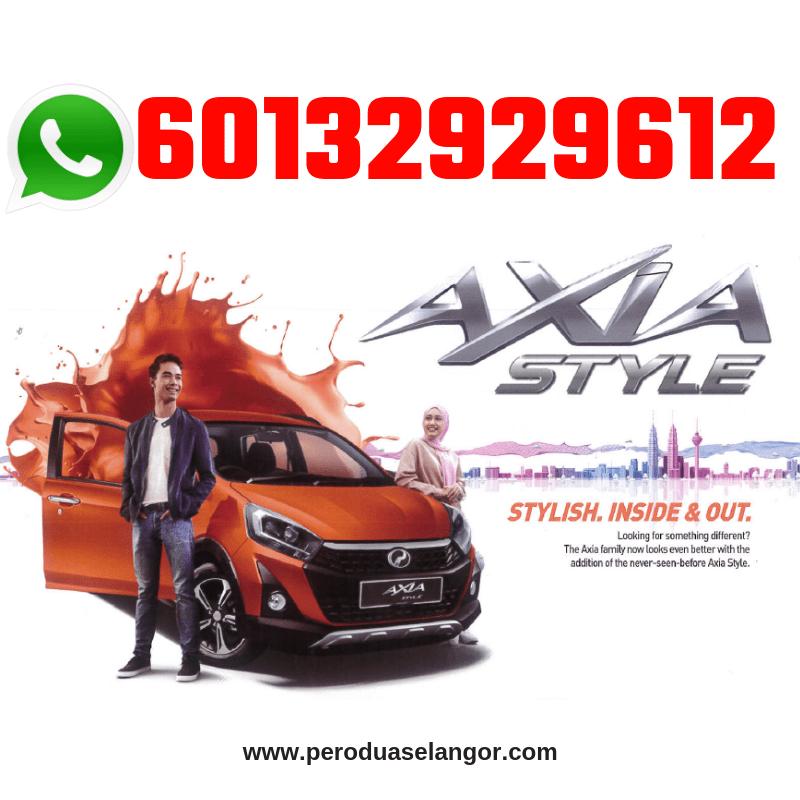 perodua axia facelift 2019