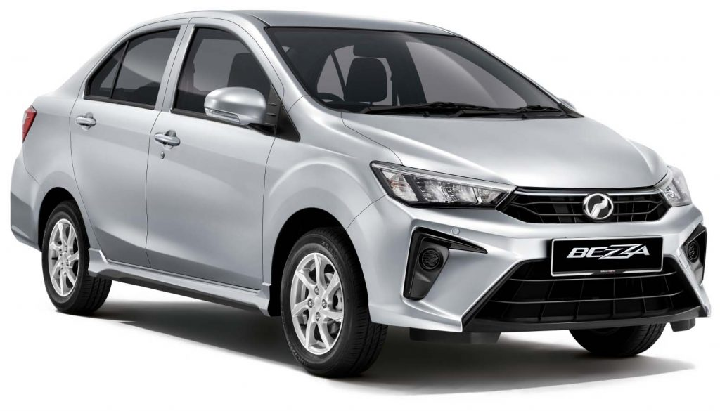 Perodua Bezza Facelift 2020