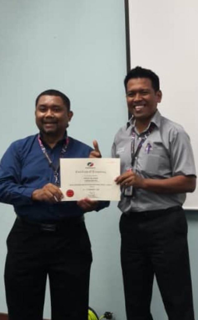 Certified Perodua Sales Advisor