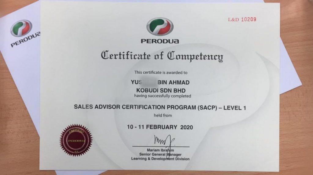 Perodua Selangor