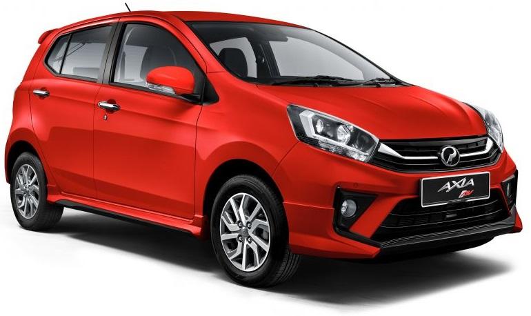 Perodua-Axia-Front-Right-AV-red