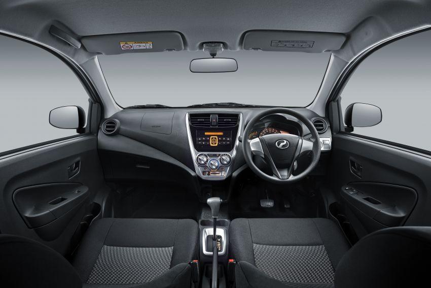 Harga Perodua Axia 2021